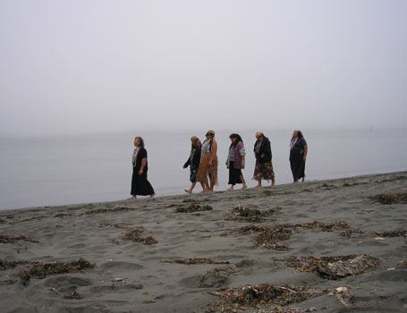 Coming of Age Ceremony Procession