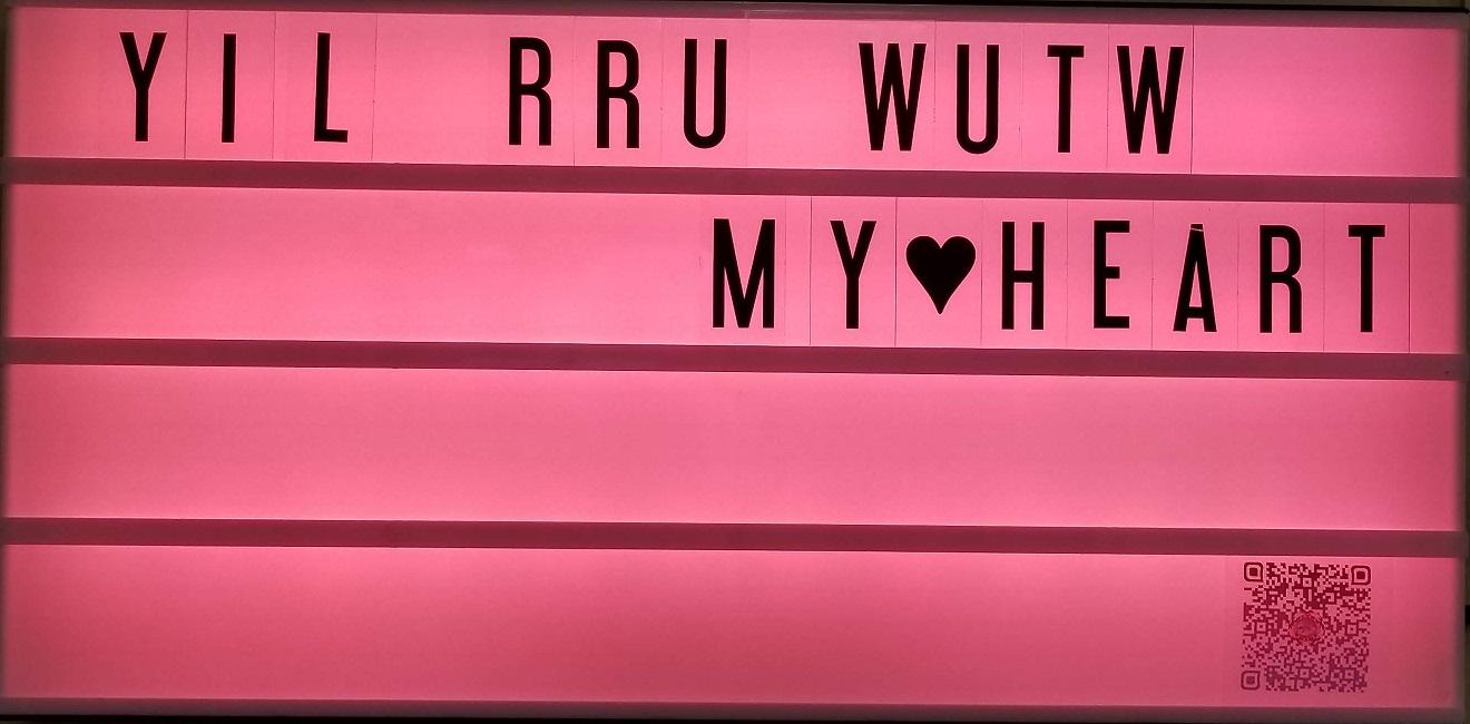 yil rru wutw (my heart)
