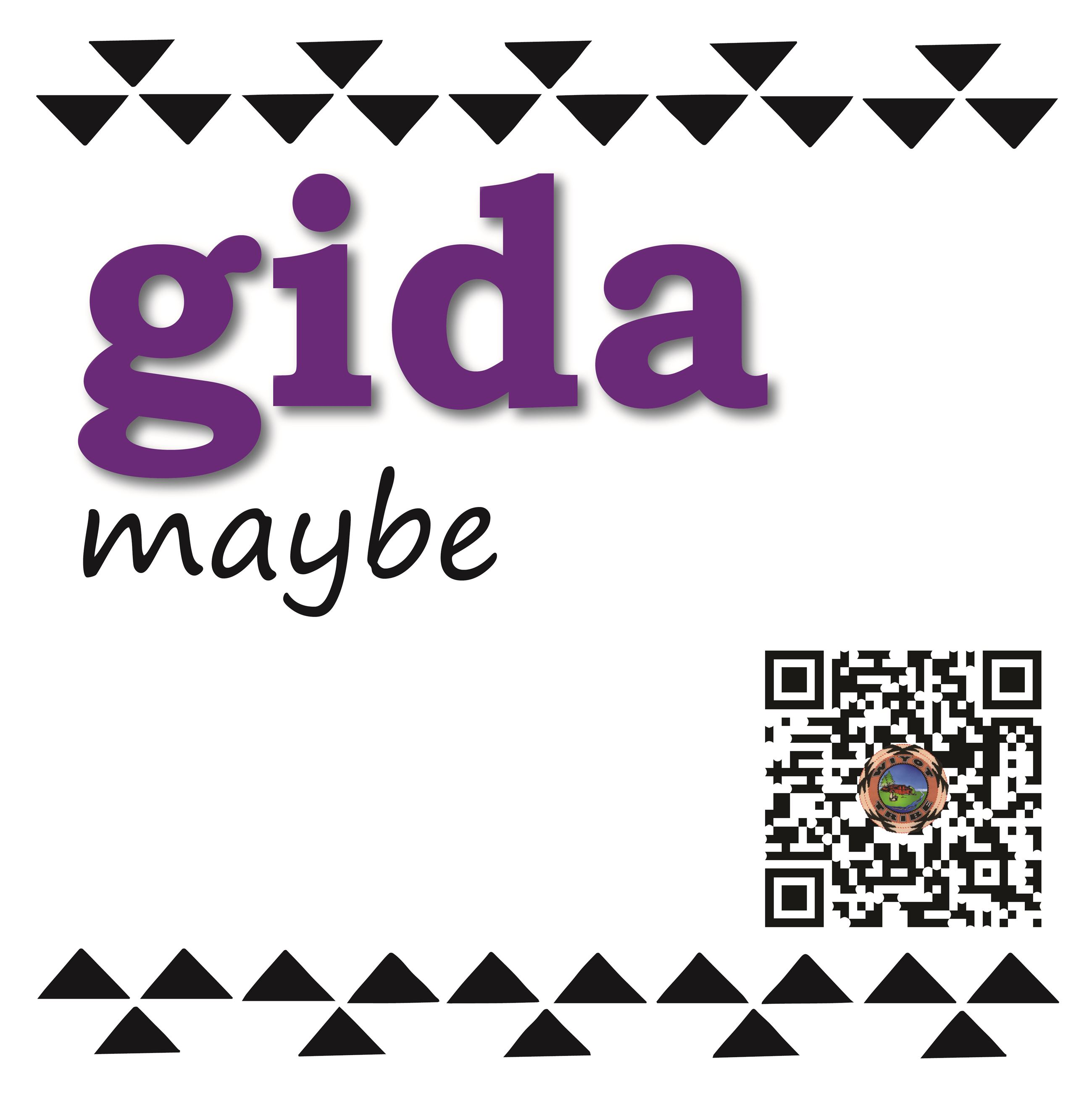 gida (maybe)